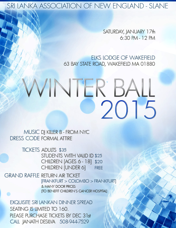 Winter Ball 2015